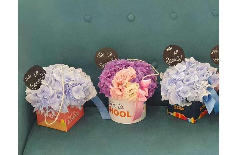 Florarii din Vaslui, în stare de șoc! Nu au vândut deloc flori pentru noul an școlar!