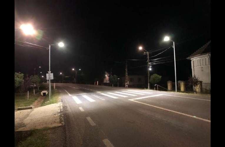 S-a publicat prima listă cu iluminatul stradal la comune. Vasluiul nu este la prima strigare!