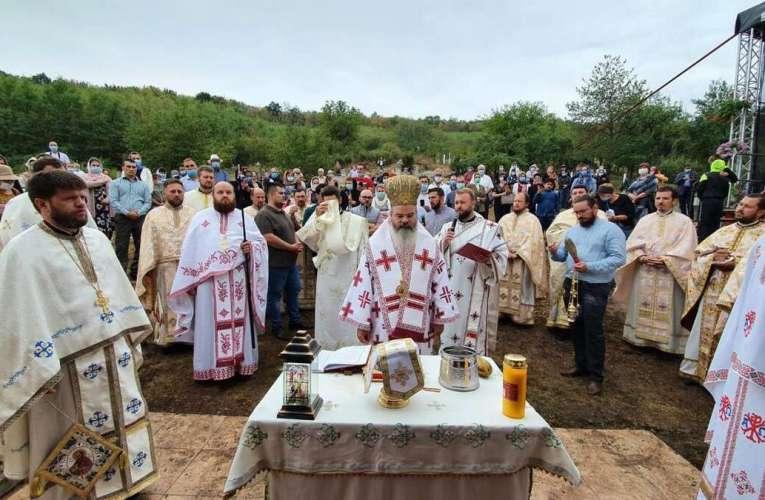 Preasfințitul Ignatie, Episcopul Hușilor, va oficia o slujbă la Bârzești