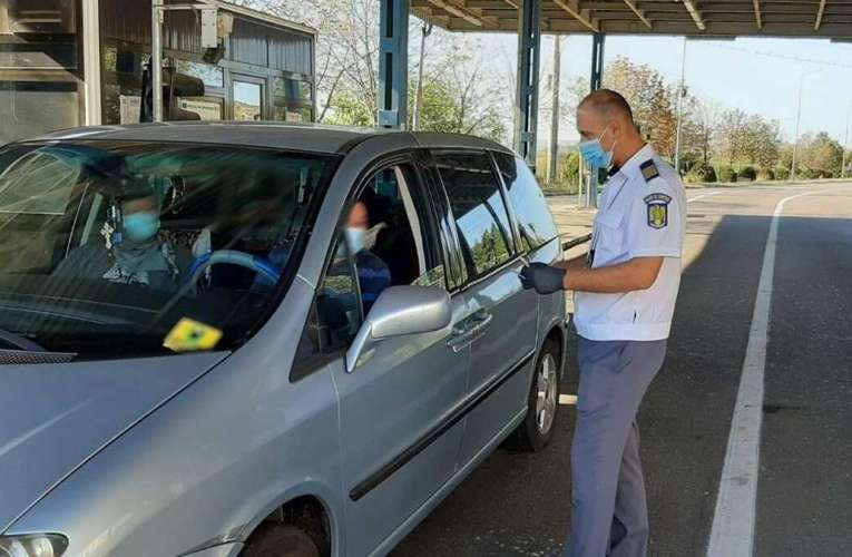 A străbătut toată Europa cu un autoturism radiat! Pățania unui moldovean, prins la Albița!