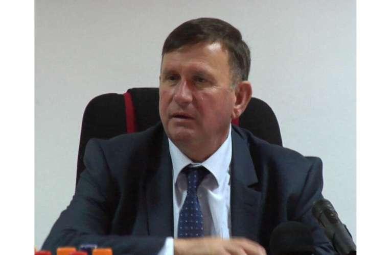 """Mesajul d-lui Vasile Pavăl: """"voi rămâne același om al faptelor și nu al vorbelor"""""""