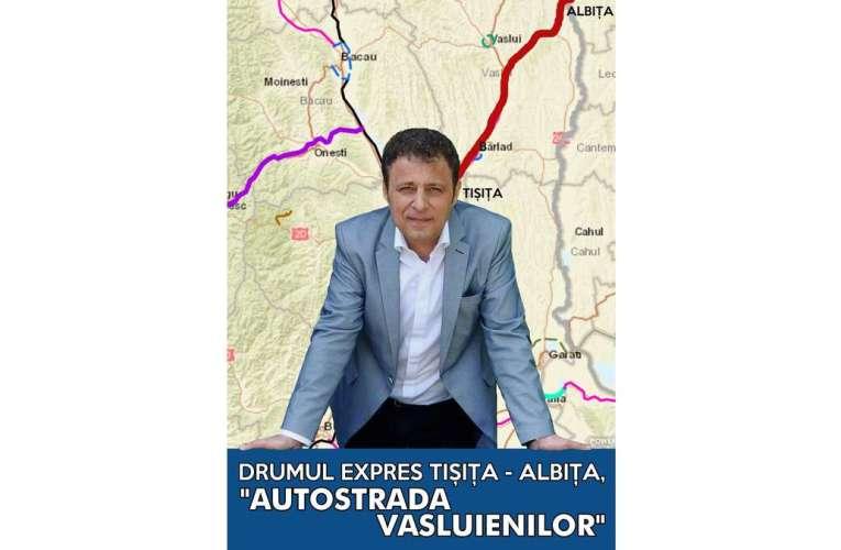 """Deputatul Daniel Olteanu: """"Vom fi vocea vasluienilor în Parlament. Nu lăsăm pe nimeni în urmă."""""""