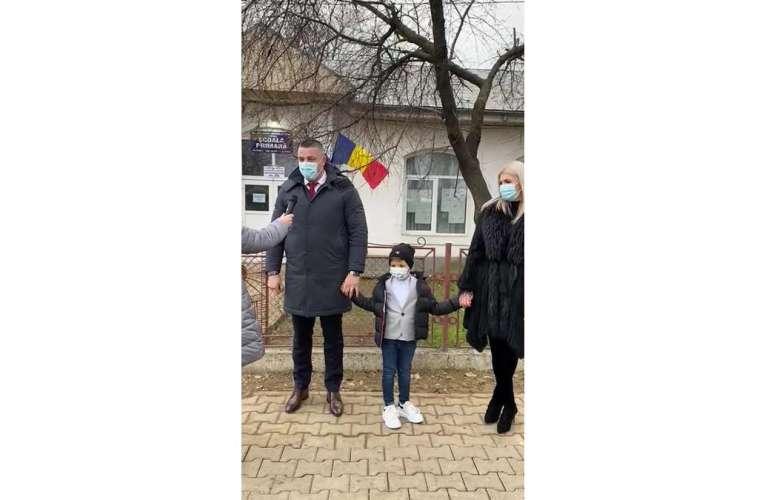 """Edi Popica a votat pentru """"ajutorarea fermierilor și pentru relansarea economica a României"""""""