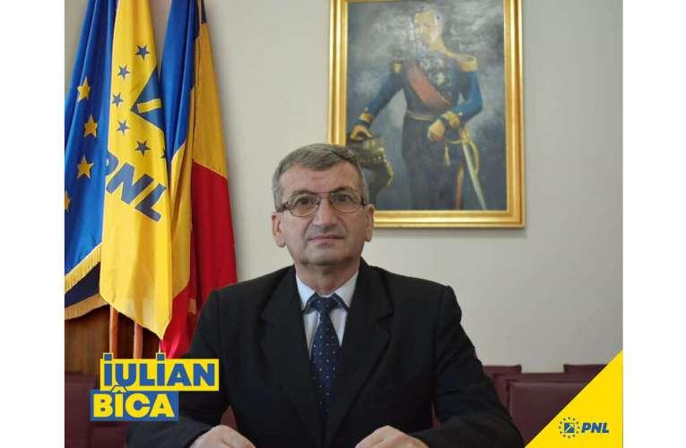 """Scandal politic la Bârlad! Organizația PSD îl acuză pe proaspătul senator Bîca de """"uzurpare de calități oficiale""""!"""