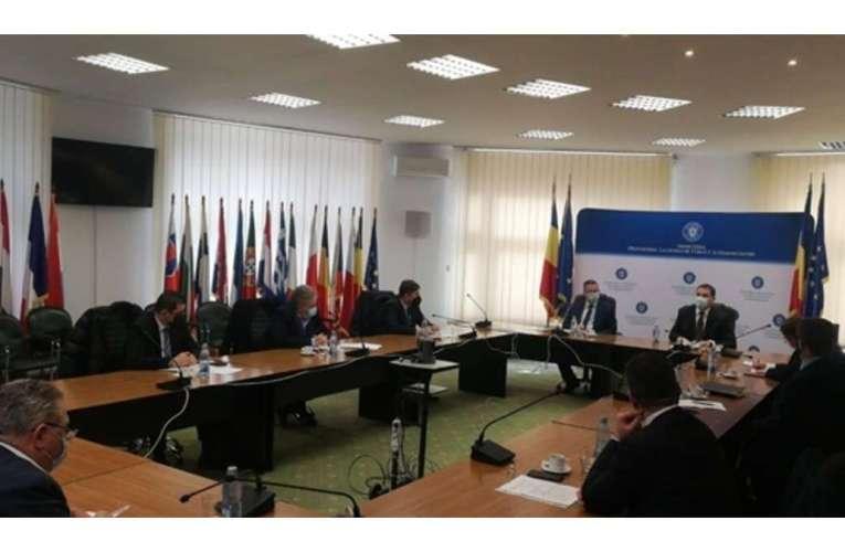 Discuție importantă pentru locuitorii orașelor Murgeni și Negrești! Ce a discutat ministrul Attila, cu primarii!