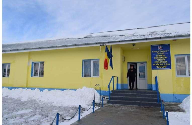 Cod roșu la un centru de bătrâni din Valea Siliștei! Mai mulți bătrâni sunt în stare gravă, afectați de Covid!