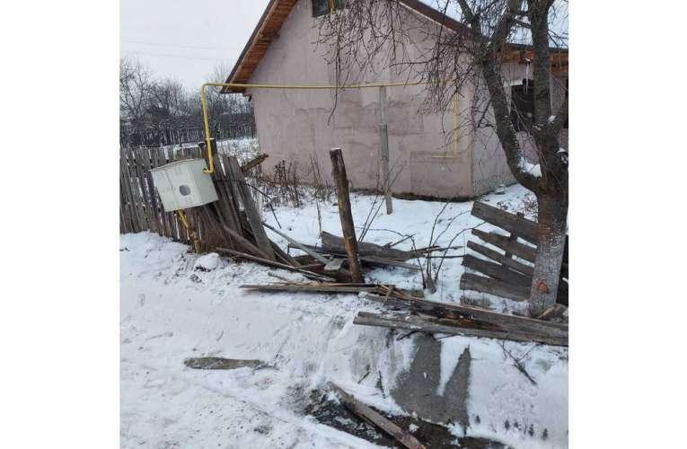 Un șofer nervos din Tutova a produs un dezastru!
