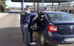 Moldovean prins, la volan, fãrã permis de conducere