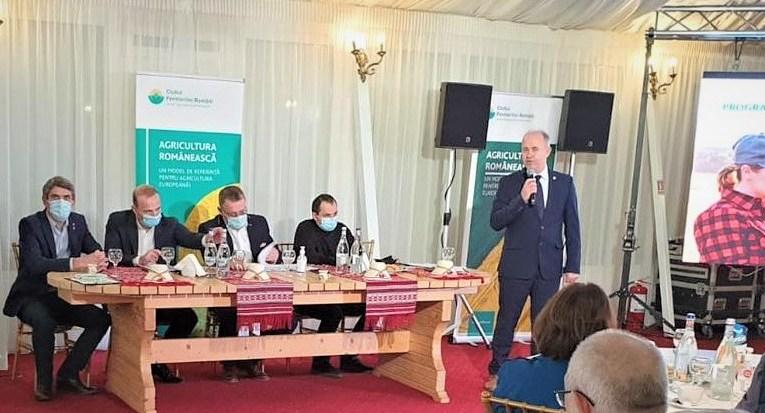 Inginerul Dan Hurduc, președintele Clubului Fermierilor Români, de la 1 iulie! Va fi în legătură permanentă cu Ministerul Agriculturii și instituțiile europene!