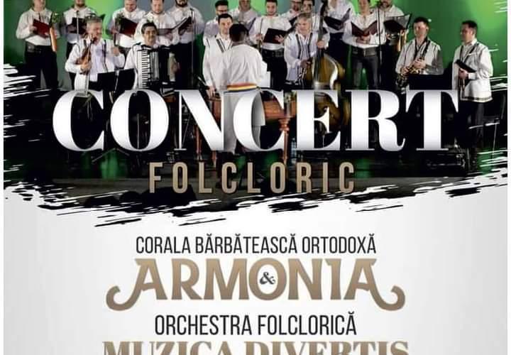 Vasluieni, veniți la Copou! Începe concertul Coralei Armonia, a Arhiepiscopiei Timișului!