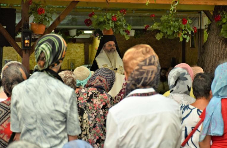 """PS Ignatie: """"Sfântul Ilie nu trăia ca un om plictisit, care așteaptă să treacă zilele!"""""""