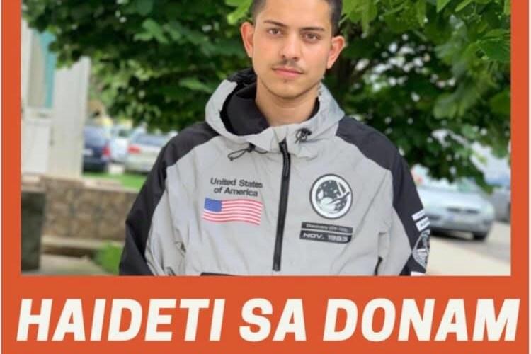 Ștefan, un licean din Negrești, are nevoie de ajutorul nostru, al tuturor! Haideți să-l ajutăm să trăiască normal!