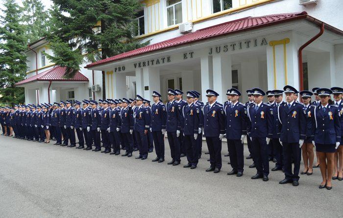Noi criterii pentru admiterea în școlile de poliție! Urmează modificarea legislației