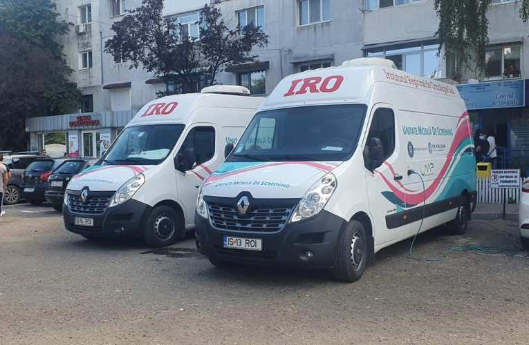 Pe 10 septembrie, femeile din Negrești pot face teste GRATUITE pentru cancer de col uterin! Pe 27 septembrie, caravana ajunge la Huși!