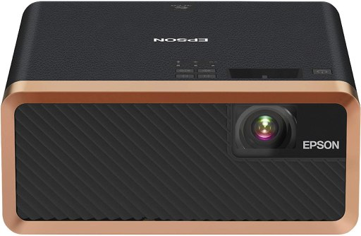 Epson EF-100 Smart Streaming Laser Projector with Android TV