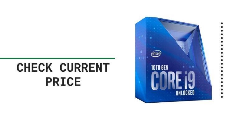 Intel Core i9-10900K Desktop Processor 10 Cores