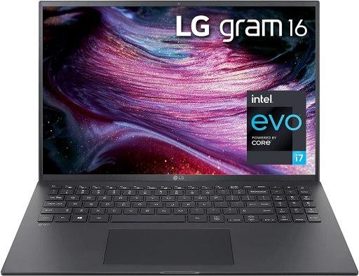 LG gram 16 Ultra-Lightweight and Slim Laptop