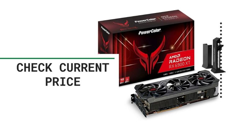 PowerColor Red Devil AMD Radeon RX 6900 XT Gaming Graphics Card