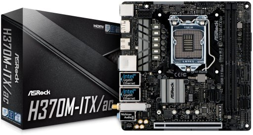 ASRock H370 M-ITX AC Motherboard