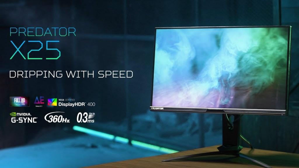 Acer Predator X25 Review