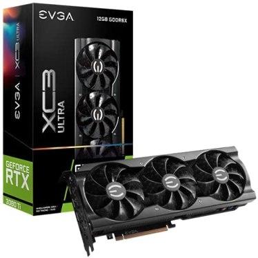 EVGA GeForce RTX 3080 Ti XC3 Ultra Gaming