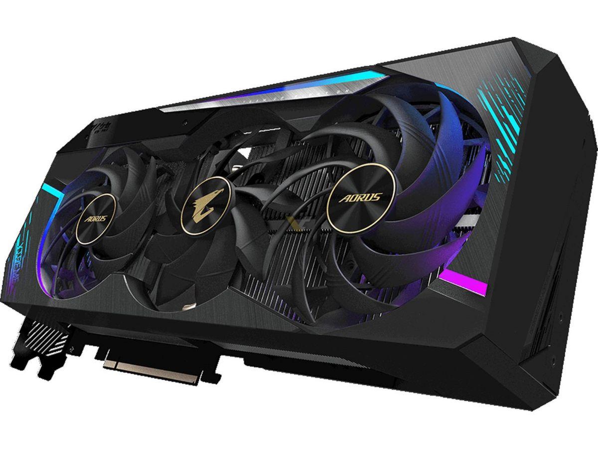 Gigabyte Aorus GeForce RTX 3070 Ti Master Review