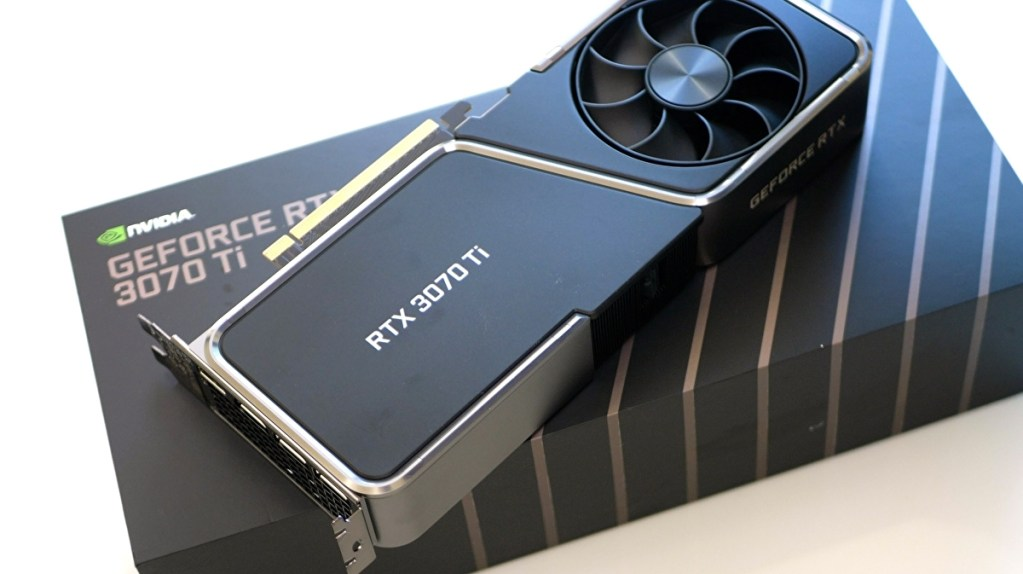 Nvidia GeForce RTX 3070 Ti Founders Edition Review