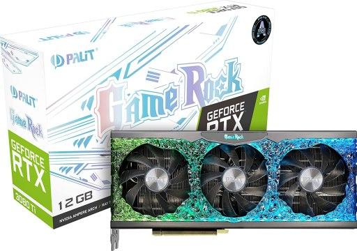 Palit GeForce RTX 3080 Ti GameRock 12 GB Graphics Card