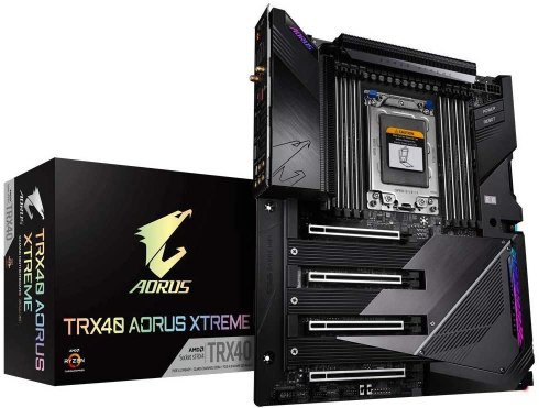 GIGABYTE TRX40 AORUS Xtreme ATX Motherboard
