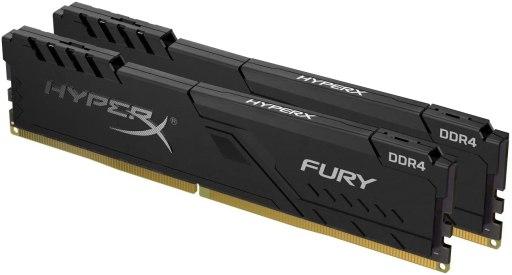 HyperX Fury 8GB 3200MHz DDR4 RAM