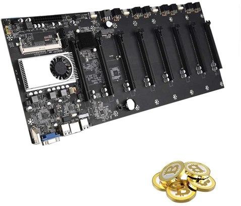 Latady BTC-37 Mining Machine Motherboard CPU