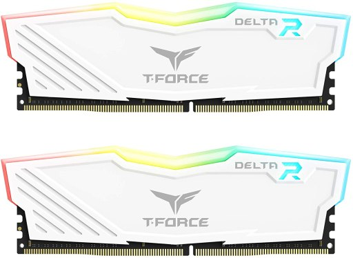 TEAMGROUP T-Force Delta RGB DDR4 16GB 3200MHz RAM
