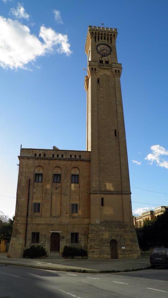 Clock Towers Maltese History Amp Heritage