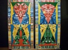 Taro Card - The Fool and the Magician