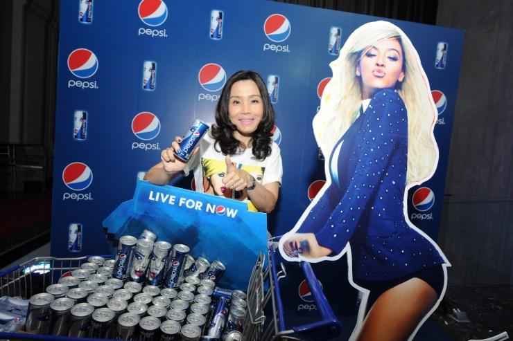 Pepsi Slim Can