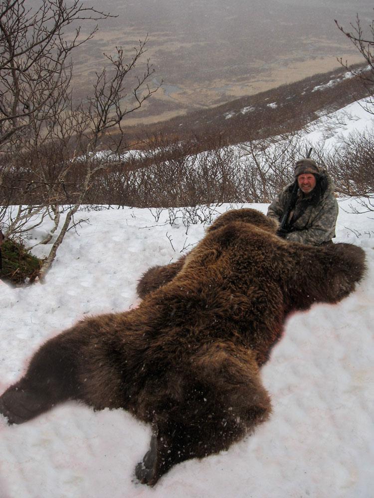 Anchorage Alaska Winter