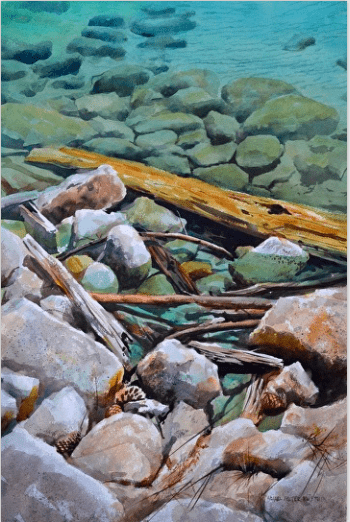 Michael Holter Watercolor
