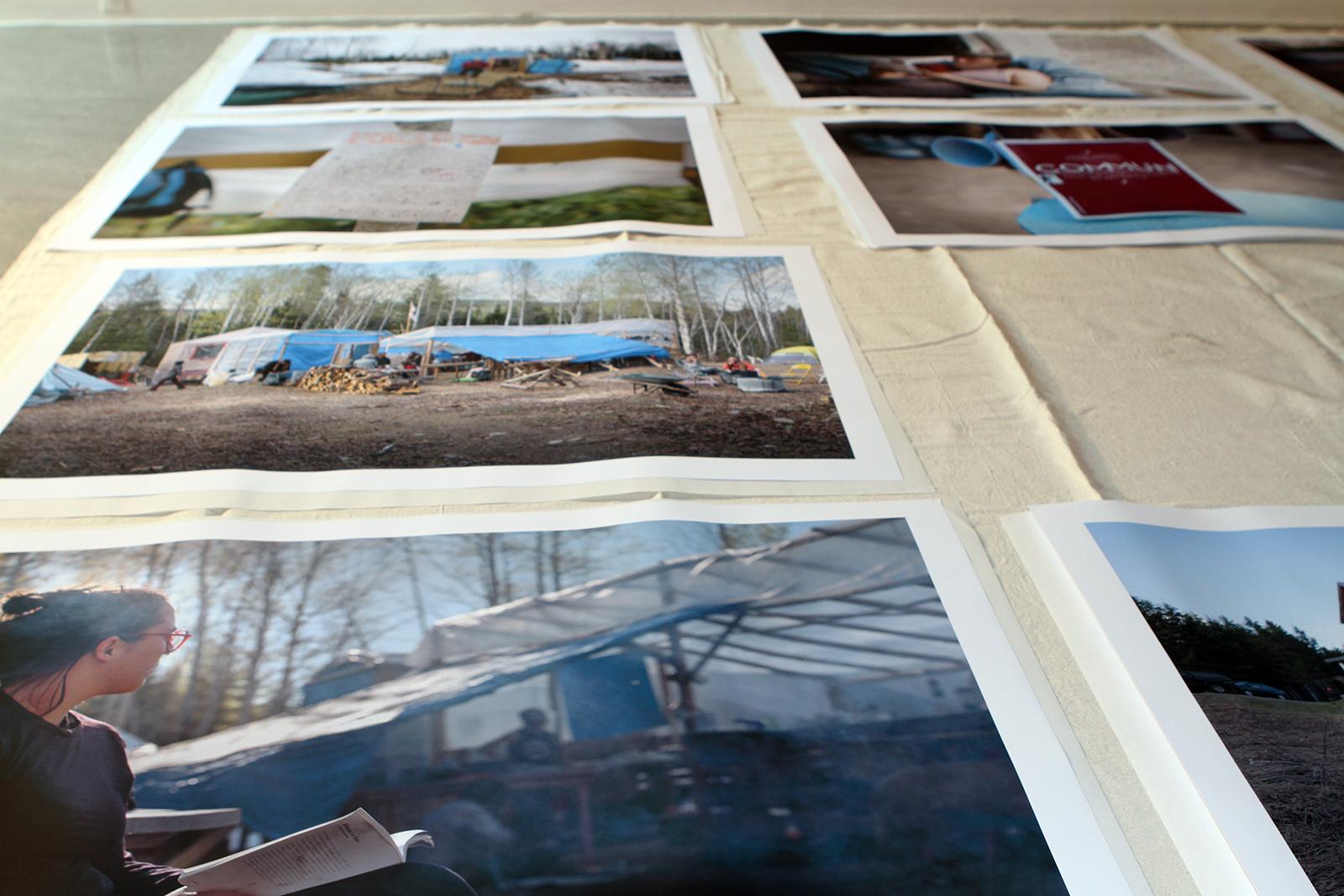 Isabelle HAYEUR, Rawdon LE CAMP DE LA RIVIÈRE | Photographie | Centre d'artistes Vaste et Vague