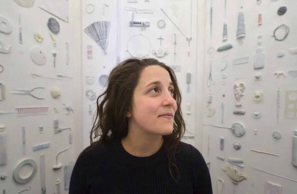 Gabrielle BOUCHER portrait