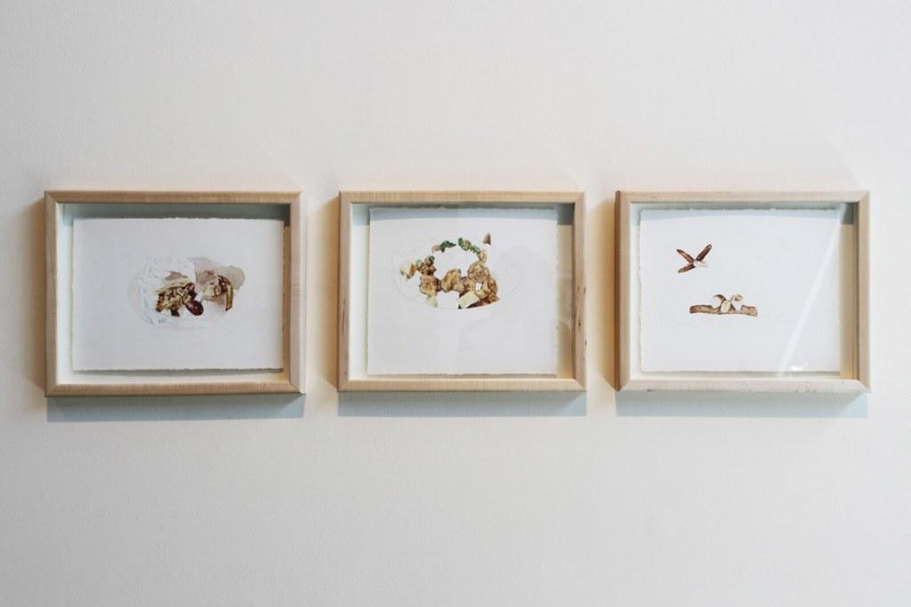 Veronique Pelletier-Levesque | CASSE-CROÛTE | Exposition collective — Artistes membres