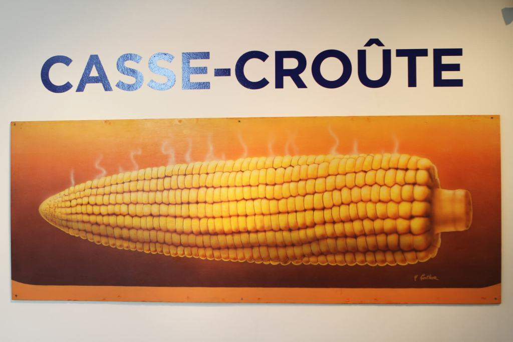 Yves Gonthier | CASSE-CROÛTE | Exposition collective — Artistes membres