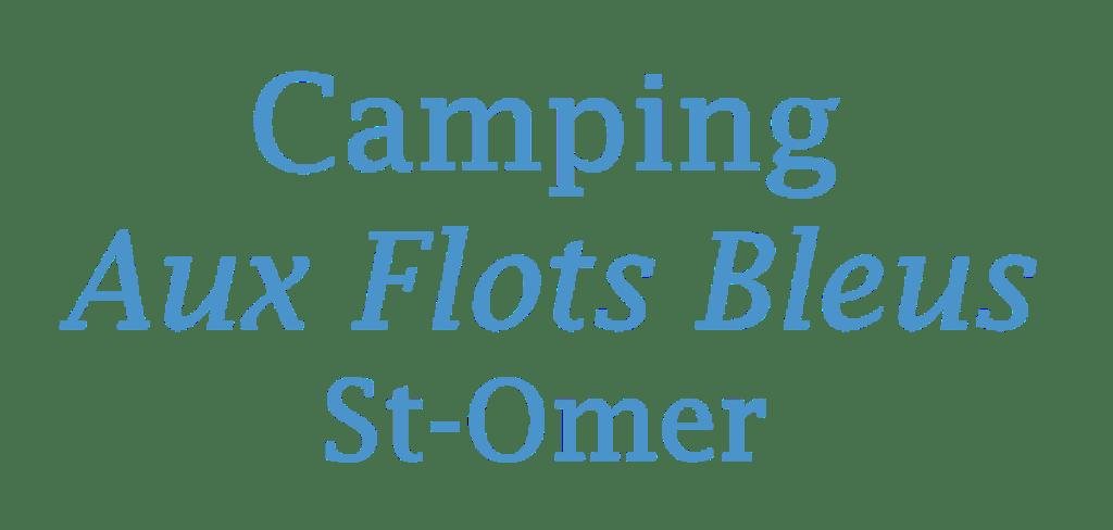 Camping Aux Flots Bleus