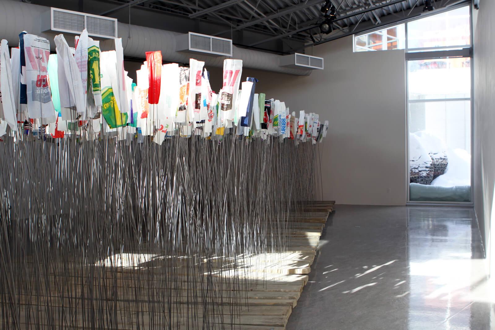 AFIN D'ÉVITER TOUS CES NŒUDS | Installation | Ludovic BONEY