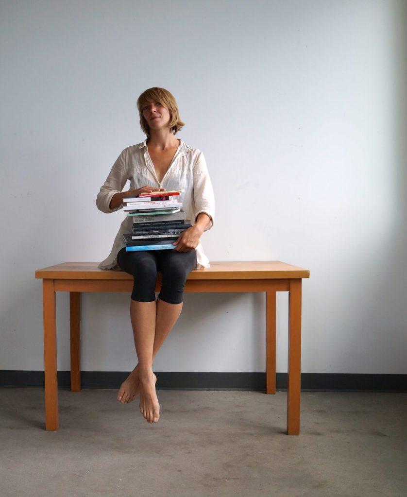 Claire Moeder portrait