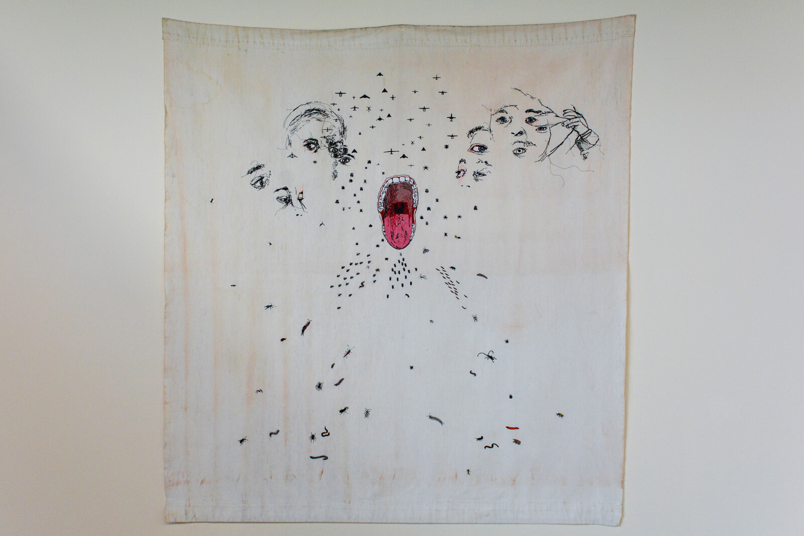 TOUT EST DÉCONNECTÉ | Installation Cindy DUMAIS