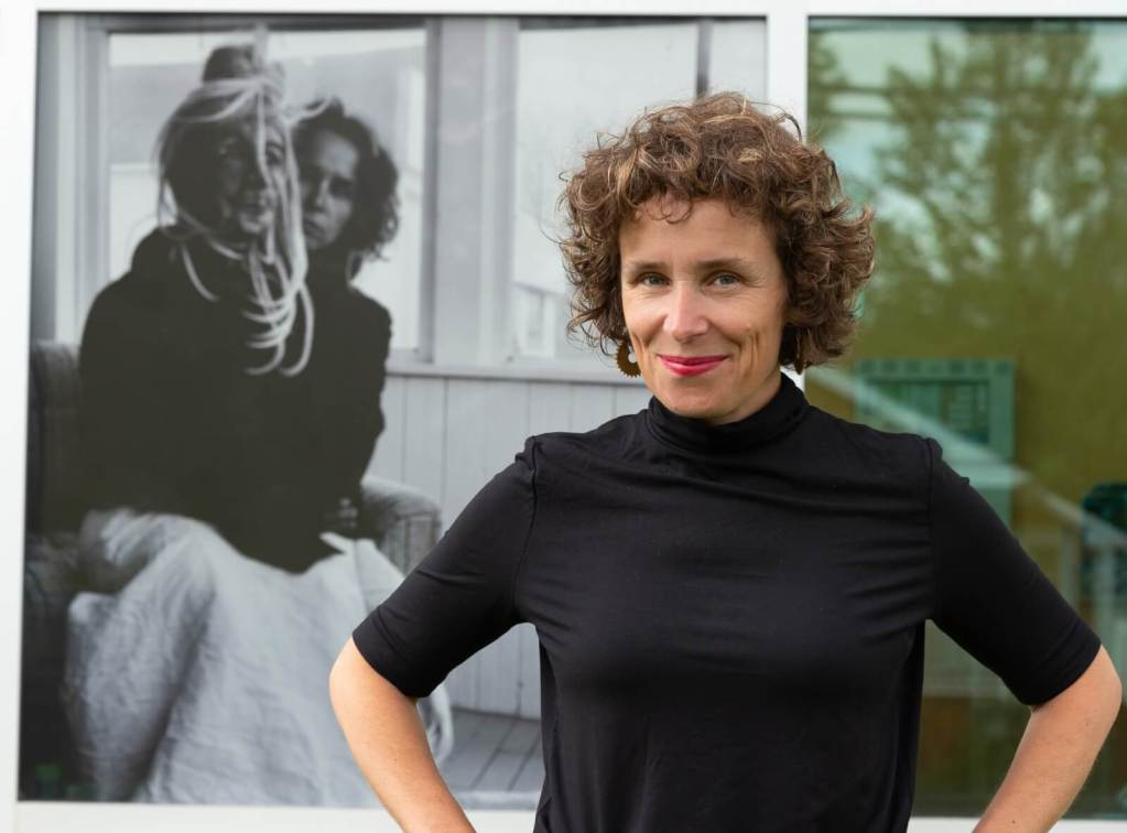 Karine LeBlanc   Portrait