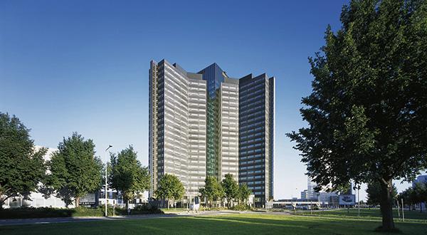 Commerz Real verhuurt 3.500 m² in de Millennium Tower Amsterdam Sloterdijk