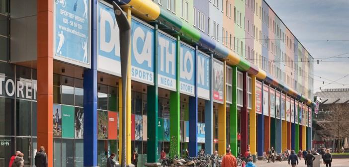 Media Markt & Decathlon in Amsterdam Zuidoost verkocht I
