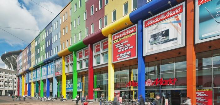 Media Markt & Decathlon in Amsterdam Zuidoost verkocht II