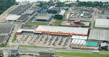 DTZ Zadelhoff adviseert bij verkoop van twee Hornbach-filialen